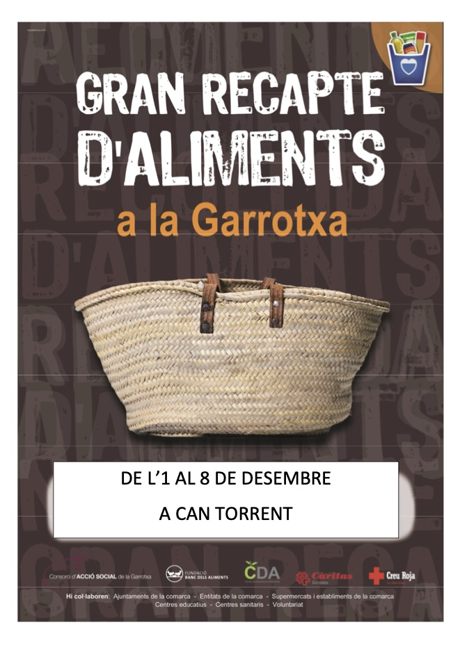 CARTELL RECAPTE MIERES